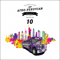 "Audiophile Vinyl Release Of ""10,"" By Gabriel Alegria Afro-Peruvian Sextet, Due June 24"
