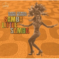 Album Samba Little Samba by Hendrik Meurkens