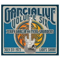 "Read ""Garcia Live Volume Six: Jerry Garcia and Merl Saunders July 5 1973, Lion's Share"" reviewed by Doug Collette"
