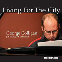 Album Living for the City by George Colligan