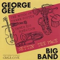 George Gee Big Band: Settin' The Pace