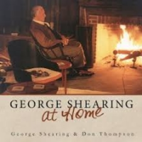 George Shearing at Home