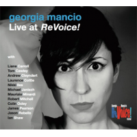Album Live At ReVoice! by Georgia Mancio