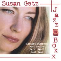 Album Jazz Boxx by Susan Getz