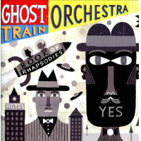 Album Book of Rhapsodies by Brian Carpenter's Ghost Train Orchestra