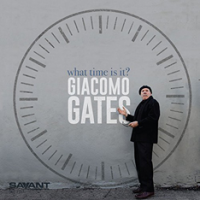 Album What Time Is It? by Giacomo Gates