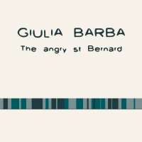 The Angry St. Bernard by Giulia Barba
