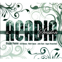 Album The Acadia Session by Giuppi Paone