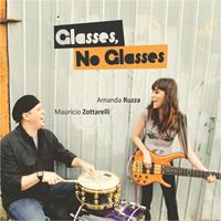 Album Glasses, No Glasses by Mauricio Zottarelli