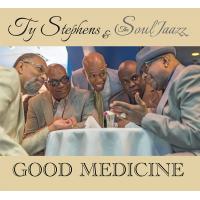 Album Good Medicine by Ty Stephens