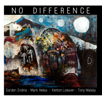 Gordon Grdina/Mark Helias: No Difference