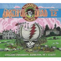 Grateful Dead: Dave's Picks Volume 12 Colgate College 11/4/1977