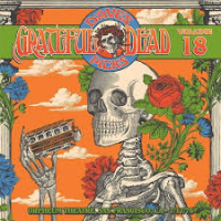 Grateful Dead ‎– Dave's Picks Volume 18: Orpheum Theatre, San Francisco 7/17/76