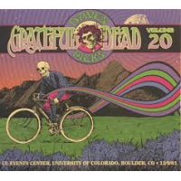 Dave's Picks Volume 20: CU Events Center, University of Colorado, Boulder, CO - December 9, 1981