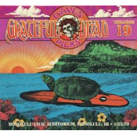 "Read ""Grateful Dead: Dave's Pick's Vol. 19: Honolulu, Hawaii, 1/23/70"" reviewed by"