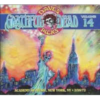 Grateful Dead: Dave's Picks Volume 14 Academy of Music, New York, NY,  3/26/72