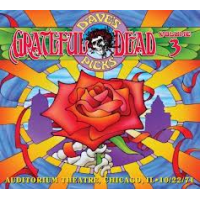Grateful Dead: Grateful Dead: Dave's Picks Volume 3