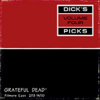 Grateful Dead ‎– Dick's Picks Volume Four: Fillmore East 2/13-14/70