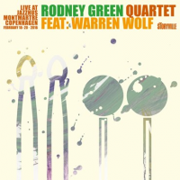 Live At Jazzhus Montmartre by Rodney Green