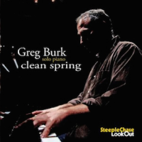 Album Clean Spring by Greg Burk