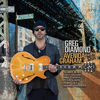 Album Avenida Graham by Greg Diamond