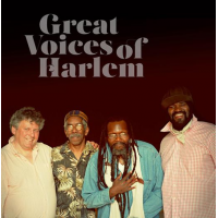 Mansur Scott: Mansur Scott: Great Voices of Harlem