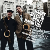 Album 'Round Midnight by Harry Allen