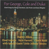 Album For George, Cole And Duke by Harry Allen