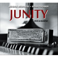 Album Junity by Hendrik Meurkens