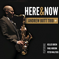 Album Here & Now by Andrew Butt