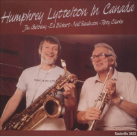Album In Canada by Humphrey Lyttelton