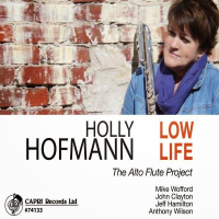 "Read ""Furthering The Flute In Jazz: Holly Hofmann and Bill McBirnie"""