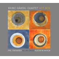 Bruno Råberg Quartet: Hot Box