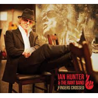 "Read ""Ian Hunter: Fingers Crossed"" reviewed by Doug Collette"