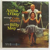 Album Anita O'Day Swings Cole Porter with Billy May by Anita O'Day