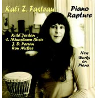 Piano Rapture by Kali Z. Fasteau