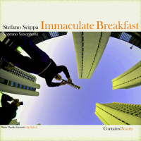 Album Immaculate Breakfast by Stefano Scippa Palleni