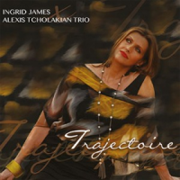Album Trajectoire by Ingrid James