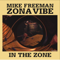 Album In The Zone by Mike Freeman