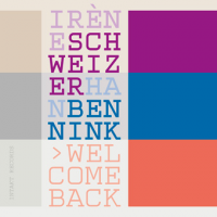 Album Welcome Back by Irene Schweizer