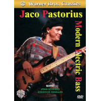 Jaco Pastorius Modern Electric Bass