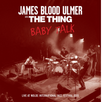 Album Baby Talk by James Blood Ulmer