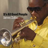 Album It's All Good People by James Zollar