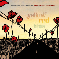 Album Yellow Red Blue by Jasmine Lovell-Smith