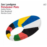 Album Potsdamer Platz by Jan Lundgren