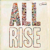 Album All Rise: A Joyful Elegy for Fats Waller by Jason Moran
