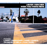 Album Wish You Were Here by Javier Vercher