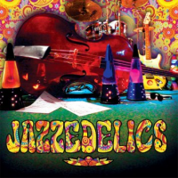 "Read ""Jazzedelics"" reviewed by Graham E Peterson"