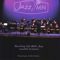 Album Enriching Life With Jazz  by Jack Cooper