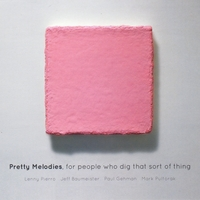 Album Pretty Melodies, for people who dig that sort of thing by Jeff Baumeister